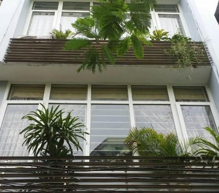 Chính chủ cần bán gấp nhà phân lô Võ Chí Công, 6 tầng, MT 7m, view vườn hoa, giá hấp dẫn