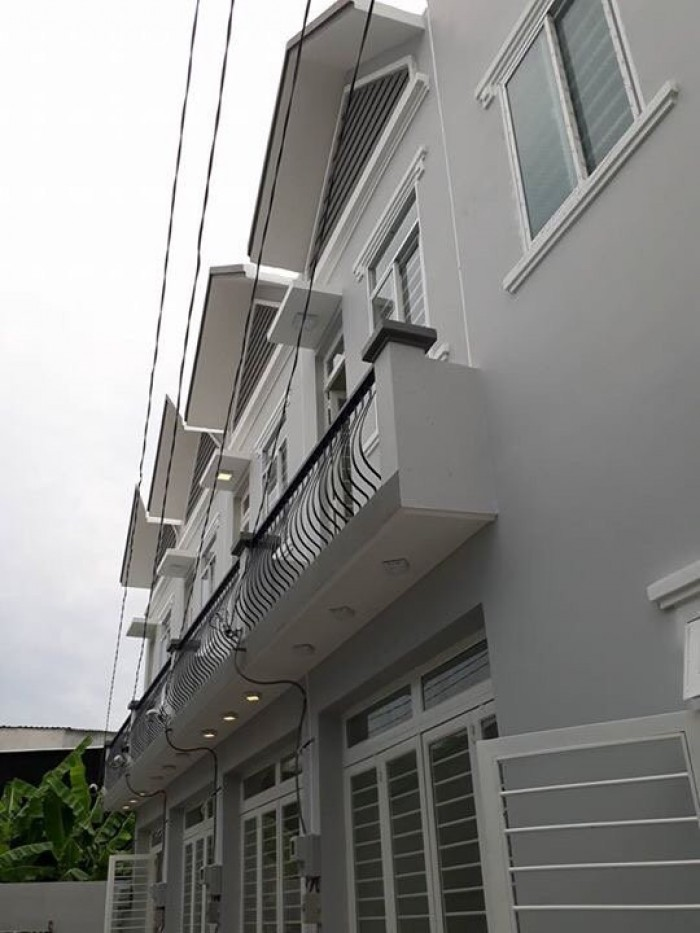 Bán nhà Quận 12, Thạnh Lộc 19, gần chợ Cầu Đồng, DT:3x8m, hẻm 4m, 780 tr