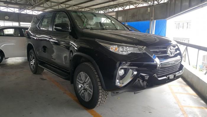 Khuyến Mãi Toyota Fortuner 2017 Có Xe Giao Ngay