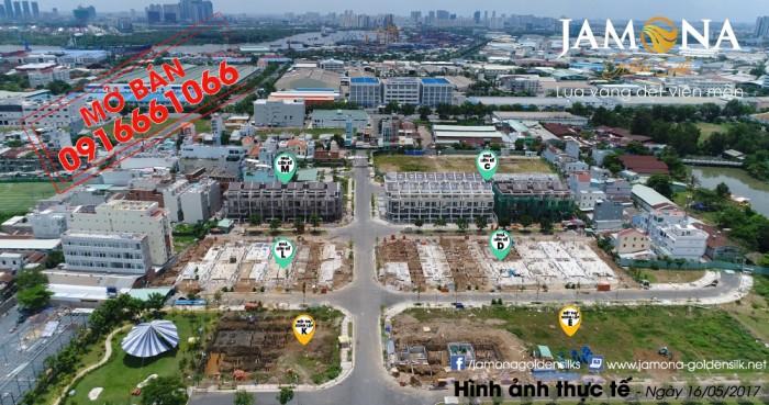 Cần bán căn nhà phố thương mại khu A giá tốt & thanh toán ít, 2 mặt tiền kinh doanh, giáp cao tầng