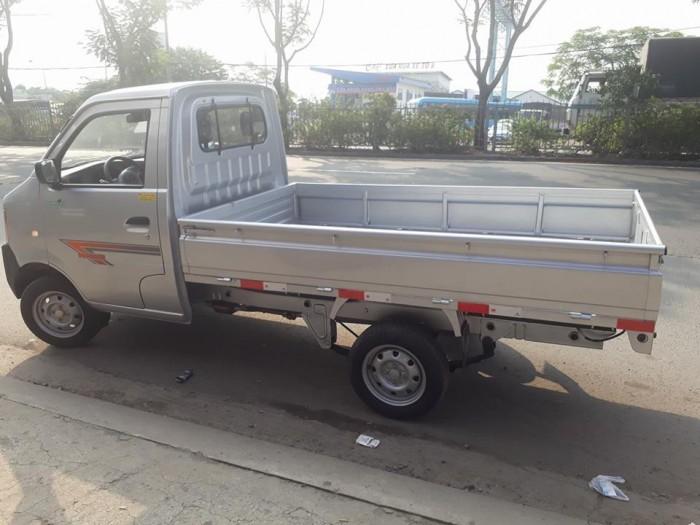 Xe tải dongben thùng lửng 870 kg