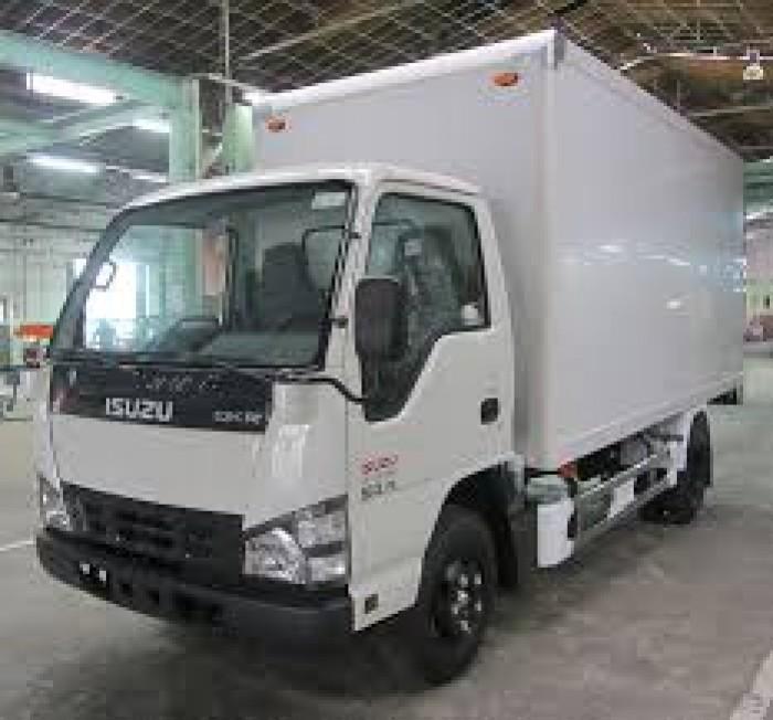 Xe tải ISUZU 2T2 thùng kín 0