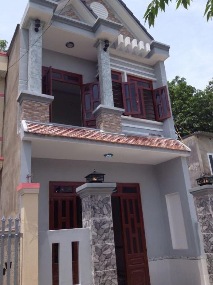 Nhà Hà Huy Giáp 4X10(1 Tầng-1 Trệt)3Pn,3Wc Chính Chủ
