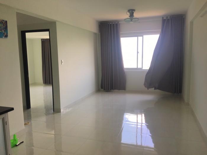 Cho thuê căn hộ Happy city liền kề Q.8 2PN 70M2 nội thất như hình. 6 triệu/tháng.