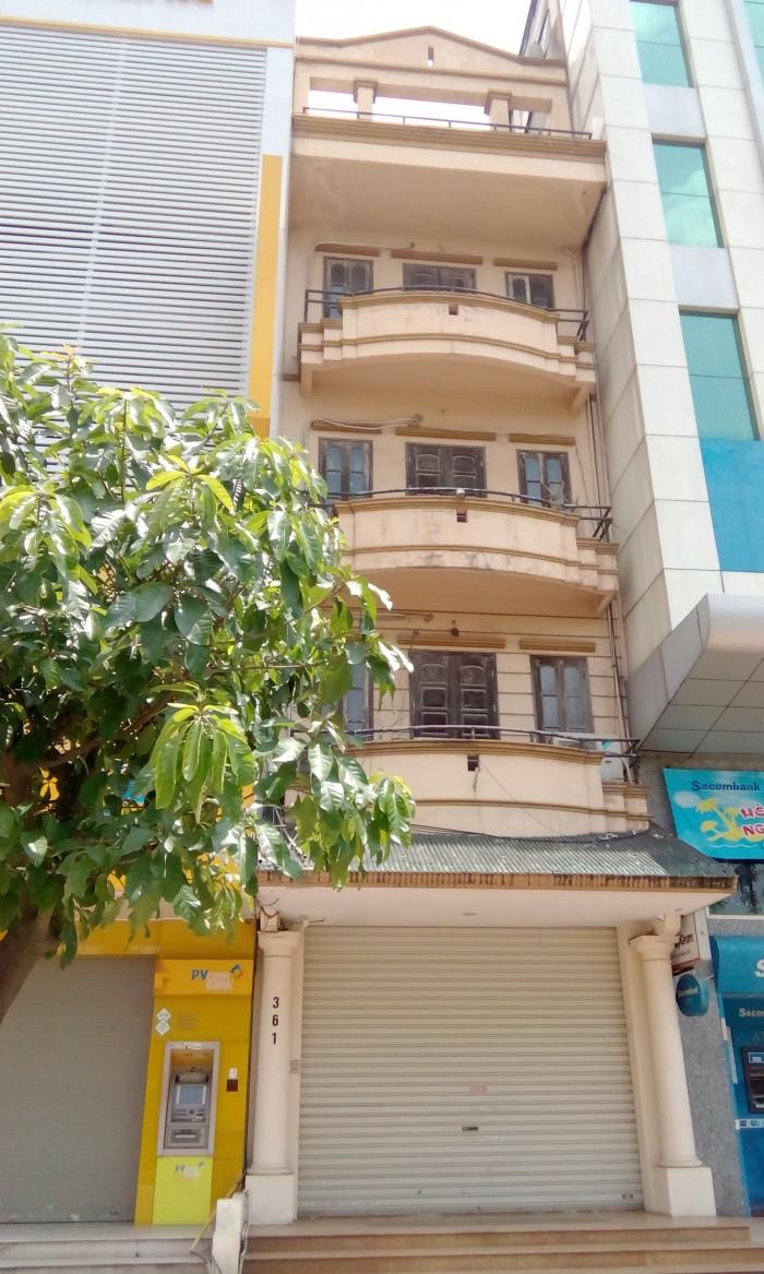 Bán Nhà Phố Yên Hòa, 33M, 4 Tầng, Mặt Tiền 5M