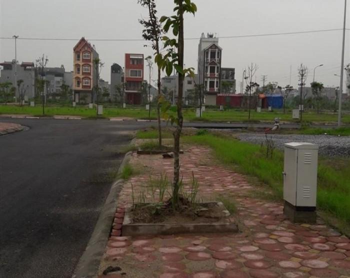 Cần bán lô đất TĐC Trâu Quỳ- Gia Lâm, DT 43.9 m2 giá 31tr/m2