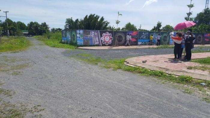 Đất nền, shr, mặt triền đường lớn