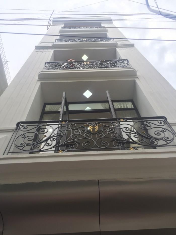 Bán Nhà Liền Kề Phố Ngô Thì Nhậm - Hà Đông. DT 50m2 (5 tầng). Gía 5,5 tỷ.