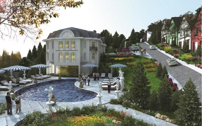 Sunset Villas Royal Garden, cơ hội đầu tư bất động sản nghìn năm có một.
