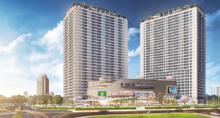 Căn hộ Lavida Plus nằm ngay giao lộ Nguyễn Văn Linh - Nguyễn Hữu Thọ quận 7, 1,6 tỷ/ căn