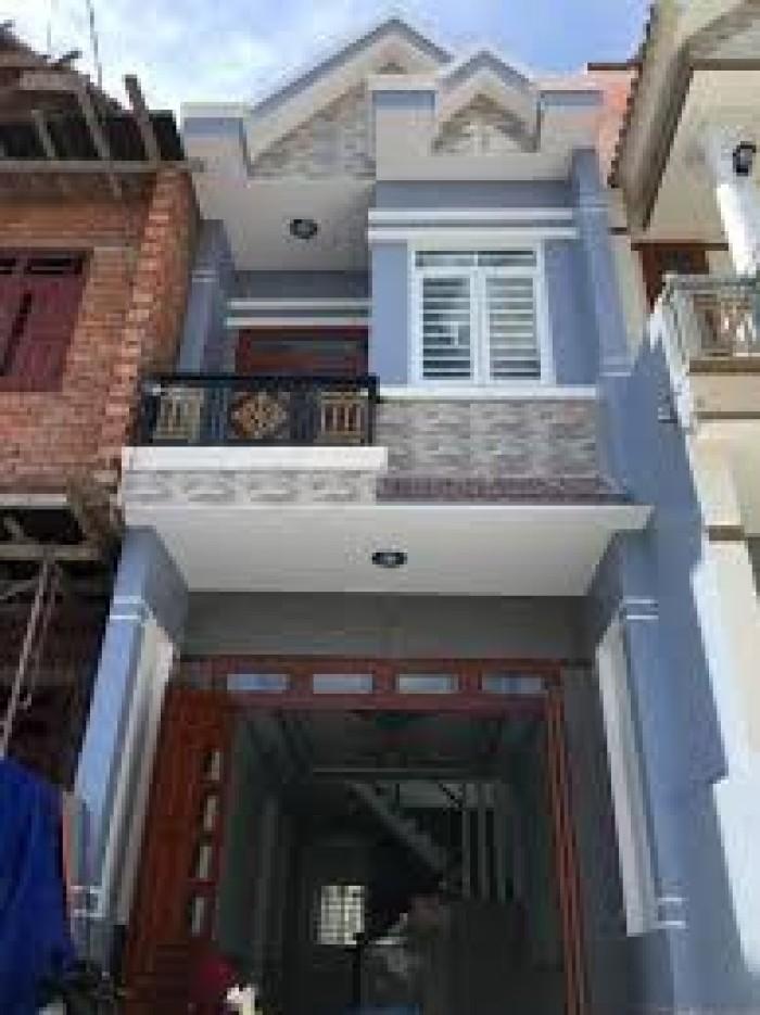 Bán Nhà Đường Nguyễn Hữu Trí, SHR, DT 5x20 giá 530 tr