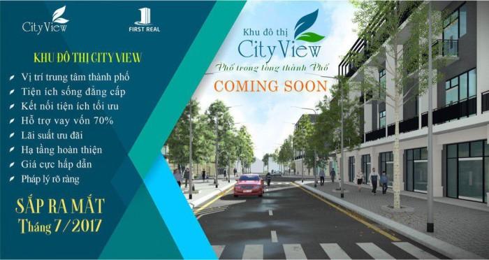 Đất đường Hoàng Văn Thái- Liên Chiểu- Đà Nẵng- Khu đô thị City View