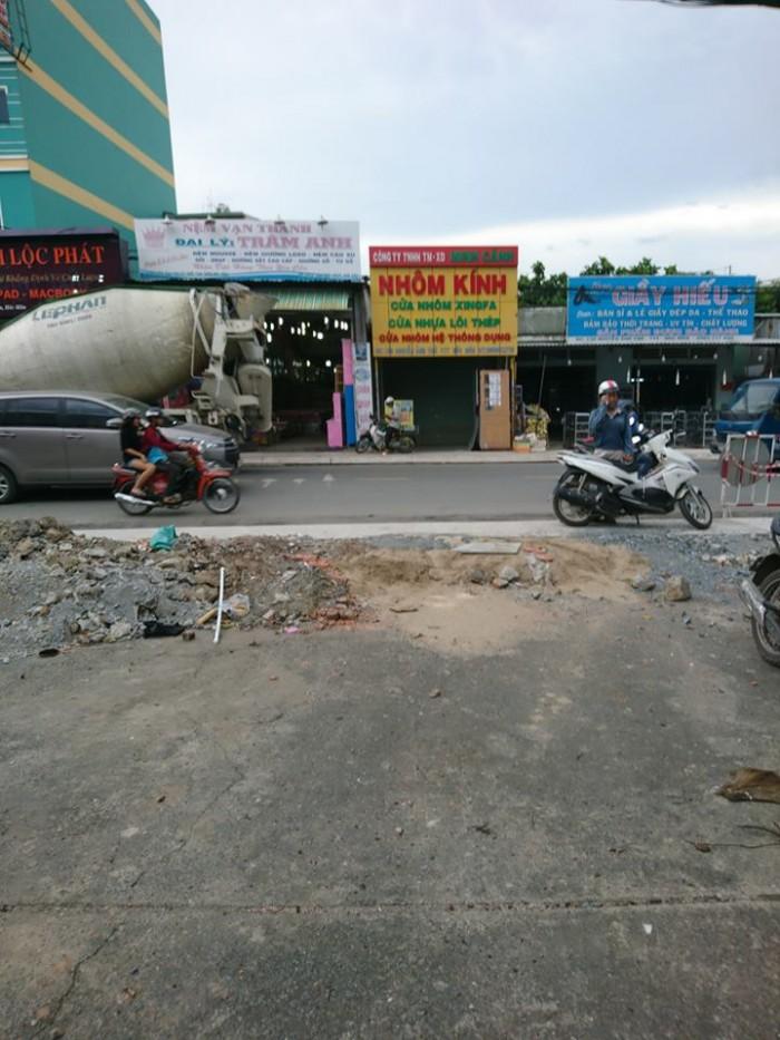 Đất thổ cư Mặt Tiền Nguyễn Ảnh Thủ, Quận 12, P.Hiệp Thành Sổ Hồng Riêng