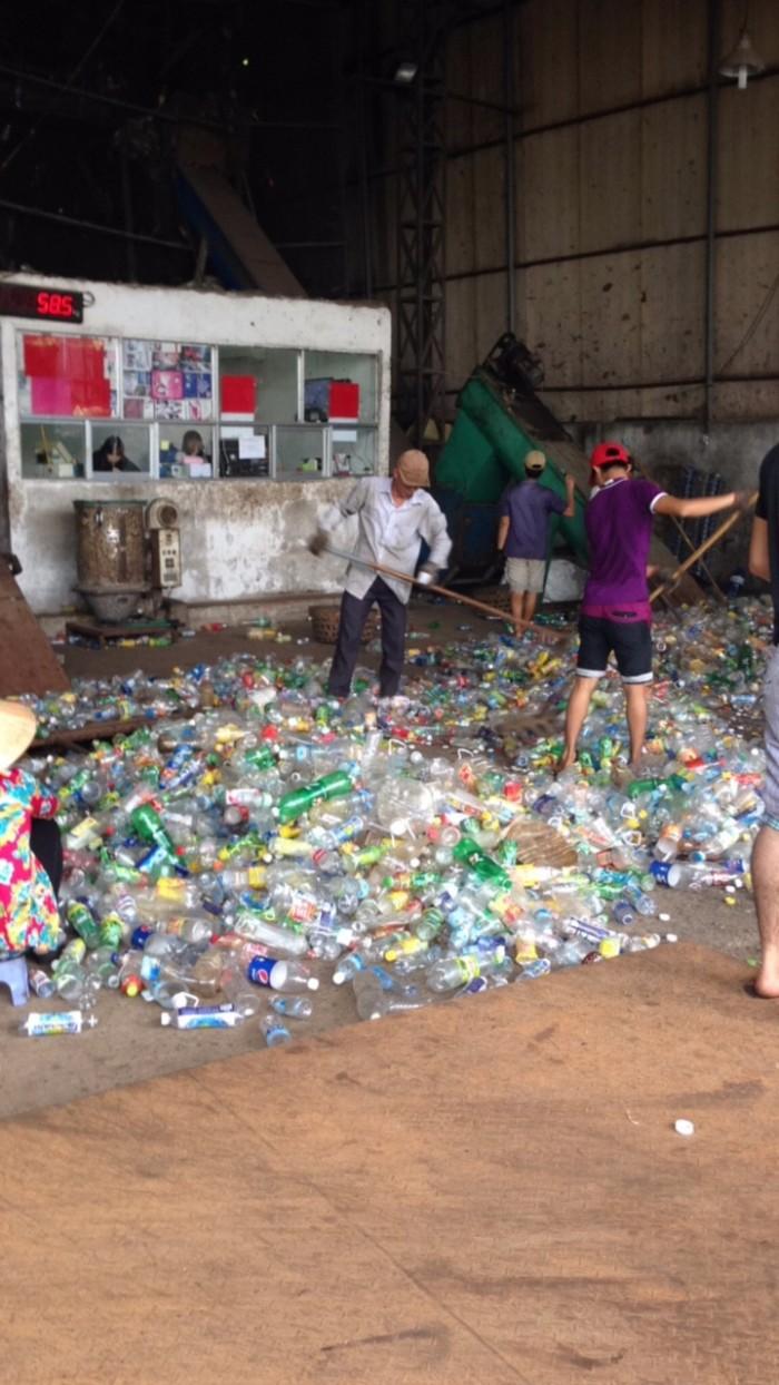 Thu mua ve chai, phế liệu, hàng thanh lý tại Tây Ninh
