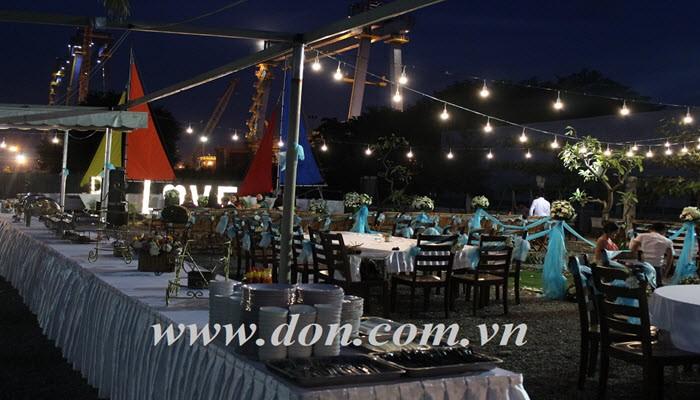 Nhận đặt tiệc buffet, finger food, tea break, cocktail, set menu cho các sự kiện công ty & gia đình2