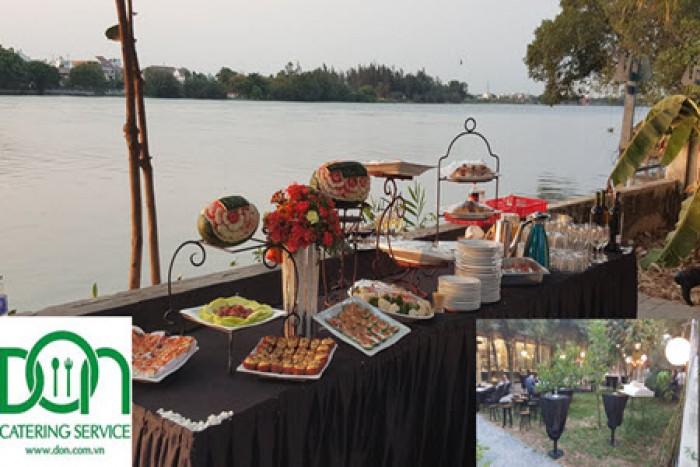Nhận đặt tiệc buffet, finger food, tea break, cocktail, set menu cho các sự kiện công ty & gia đình3