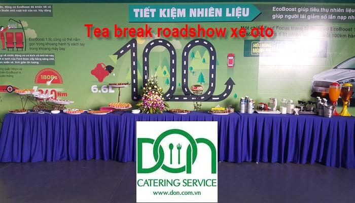 Nhận đặt tiệc buffet, finger food, tea break, cocktail, set menu cho các sự kiện công ty & gia đình5