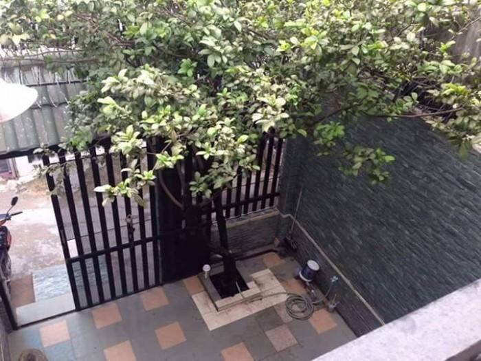 Cần bán nhà Nguyễn Trãi Q1 sổ vuông 7.8x12, 6 tỷ 5, hẻm 3m