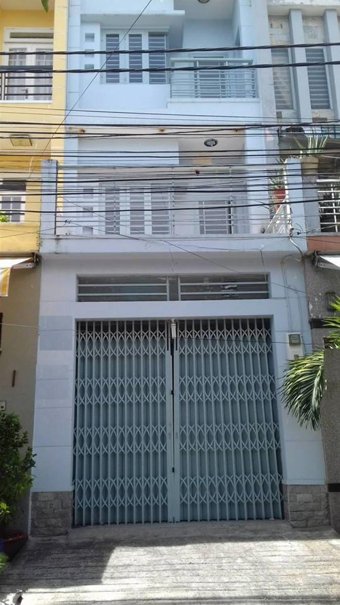 Cho thuê nhà mặt tiền đường T4A phường tây thạnh