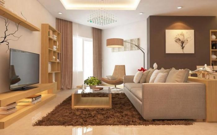 Chung cư mới xây giá ưu đãi cho khách muốn mua, 205 triệu