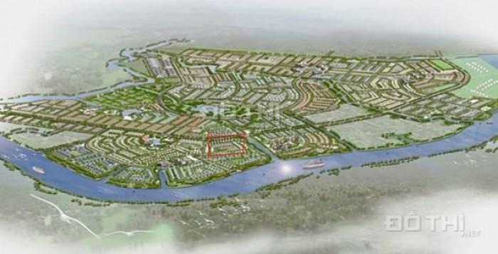 Đất Nền Biệt Thự Khu Đô Thị Sinh Thái Chánh Mỹ Tdm Bình Dường