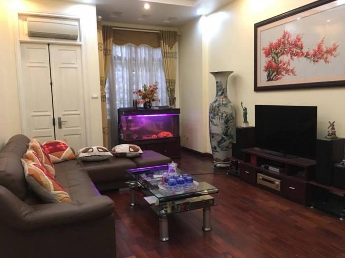 Bán GẤP nhà Vương Thừa Vũ – Thanh Xuân 45m2, 5 tầng, phân lô, oto đỗ cửa.