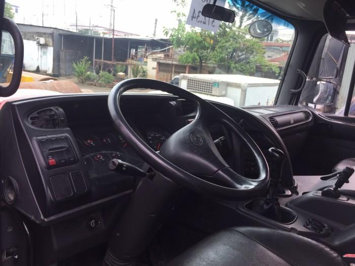 Đầu kéo Hyundai cũ HD700 2015 5