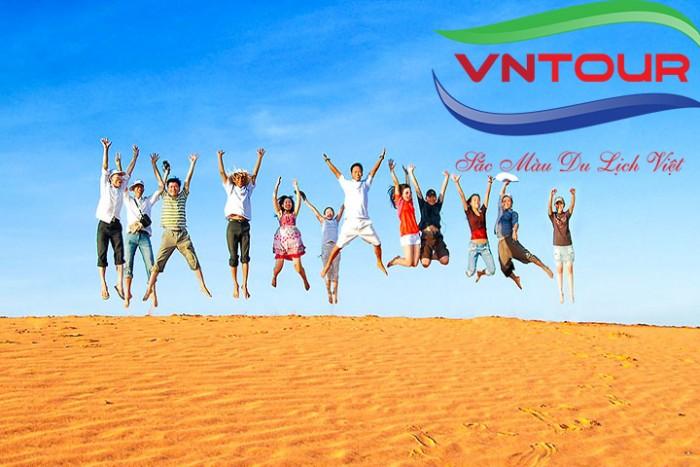 Tour Phan Thiết - Mũi Né 2N1Đ - hấp dẫn, khởi hành hàng tuần