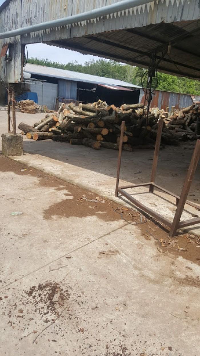 Bán xưởng gỗ mặt đường ĐT747 Bình Mỹ,Tân Uyên giá rẻ