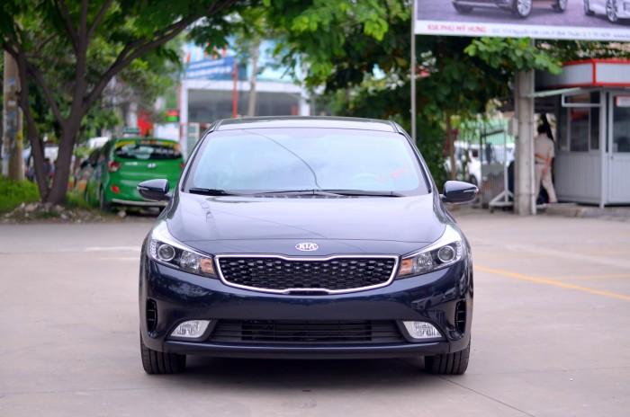Kia Cerato sản xuất năm 2017 Số tự động Động cơ Xăng