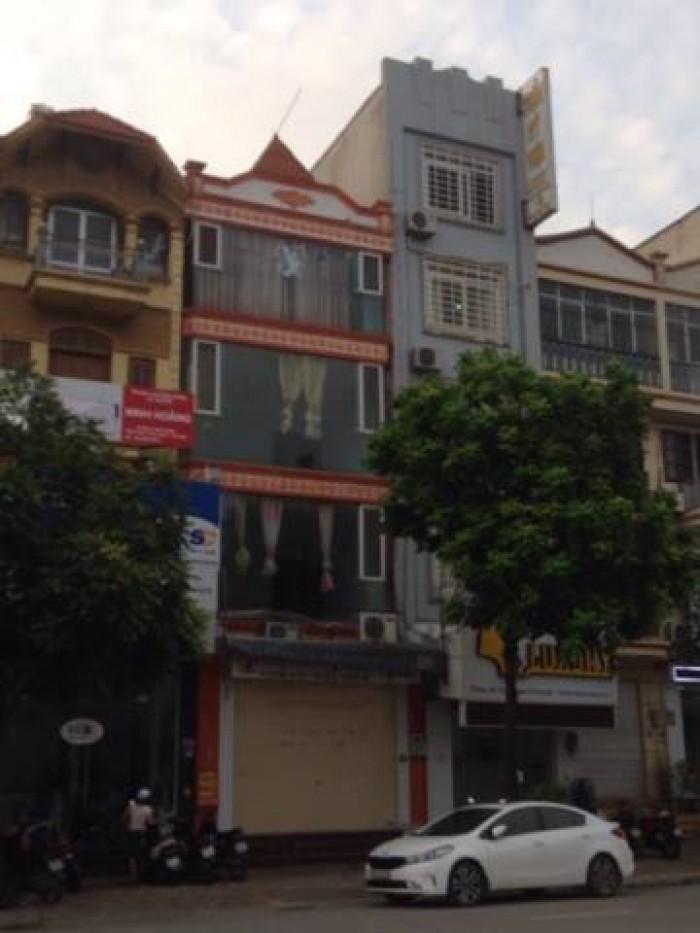Bán nhà mặt phố Trần Nhật Duật, DT 50m, MT 5m, 21 tỷ, kinh doanh