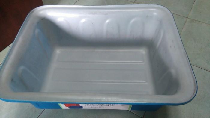 Bán thùng nhựa nuôi cá 1100 lít chữ nhật giá rẻ toàn quốc0