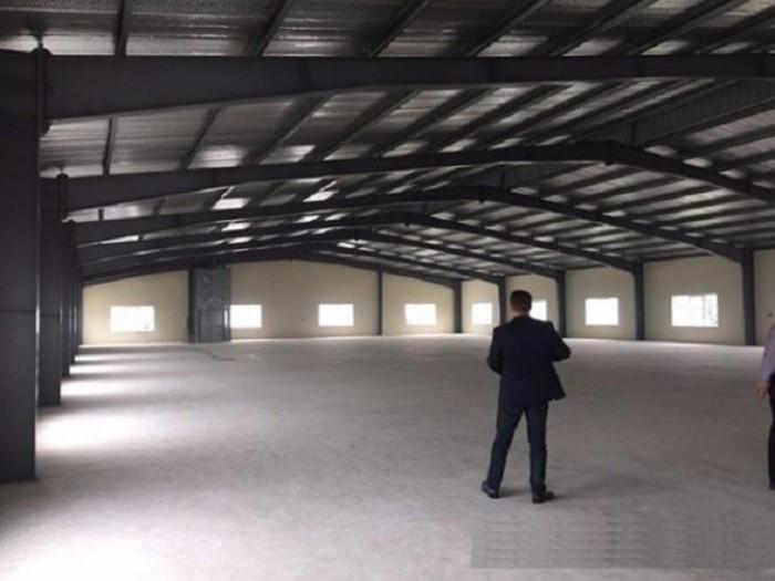 Cho thuê nhà xưởng 2O00m2 ở Nam Sách Hải Dương trạm điện 400KVA giá rẻ