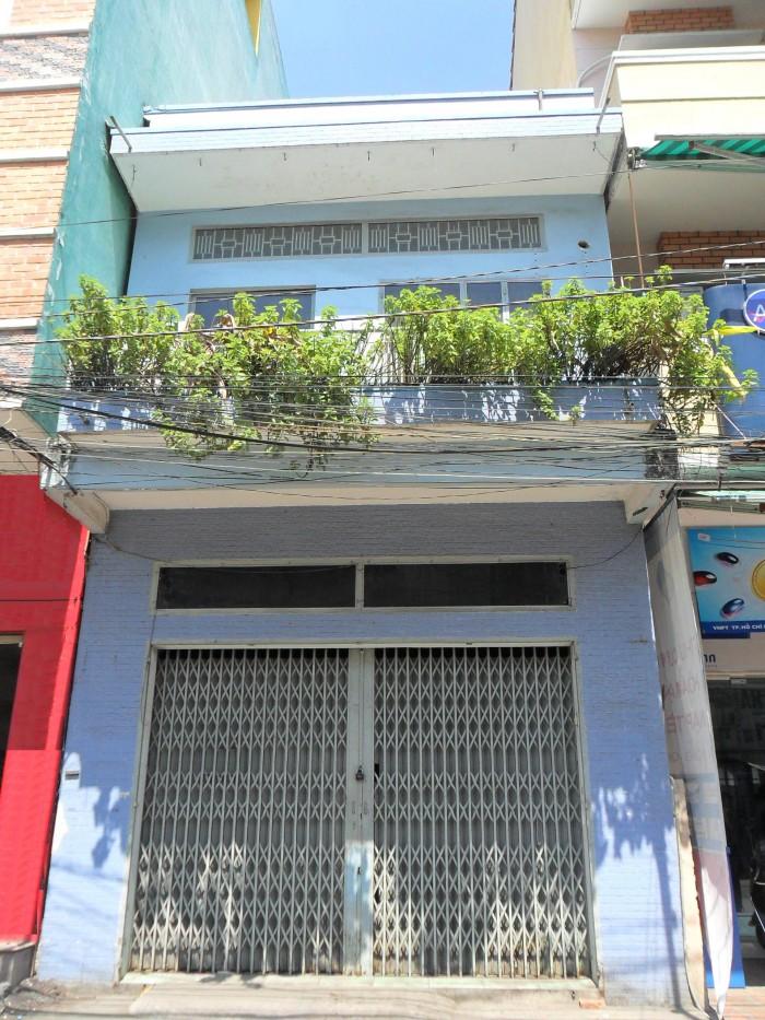 Bán nhà HXH Nguyễn Trãi, P2,Q5, đoạn gần nguyễn biểu