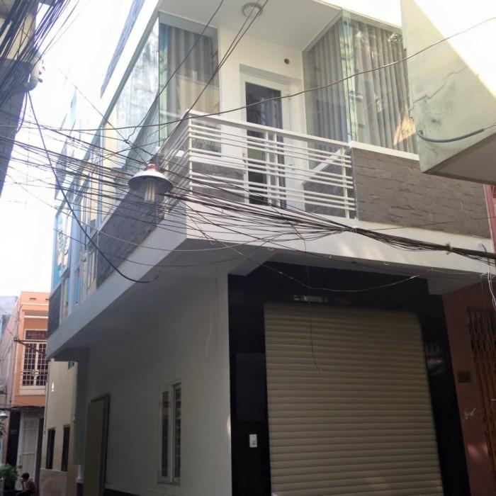 Bán nhà Trần Bình Trọng P1,Q5 3.5x15m