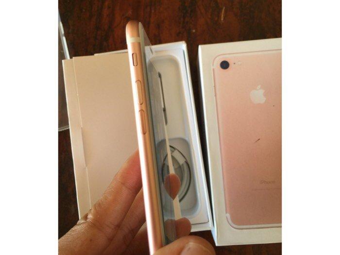 IPhone 7 rose hàng Mỹ1