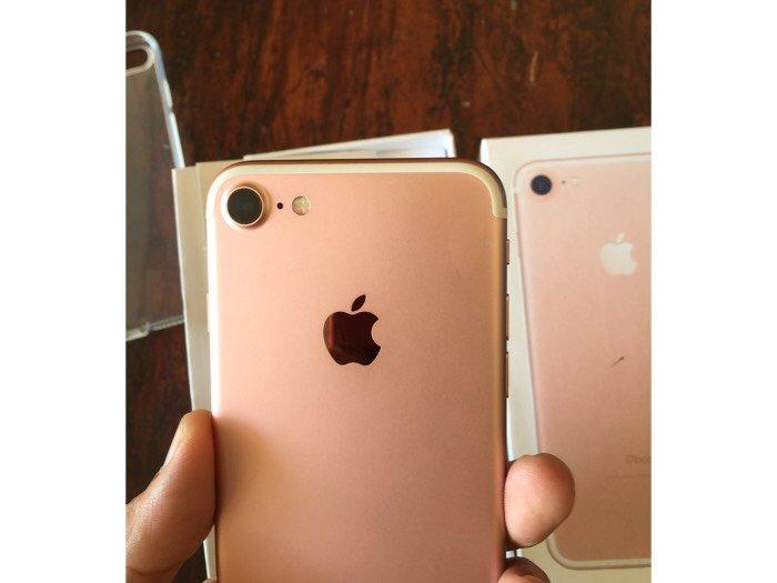IPhone 7 rose hàng Mỹ2