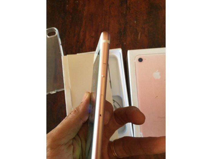 IPhone 7 rose hàng Mỹ4
