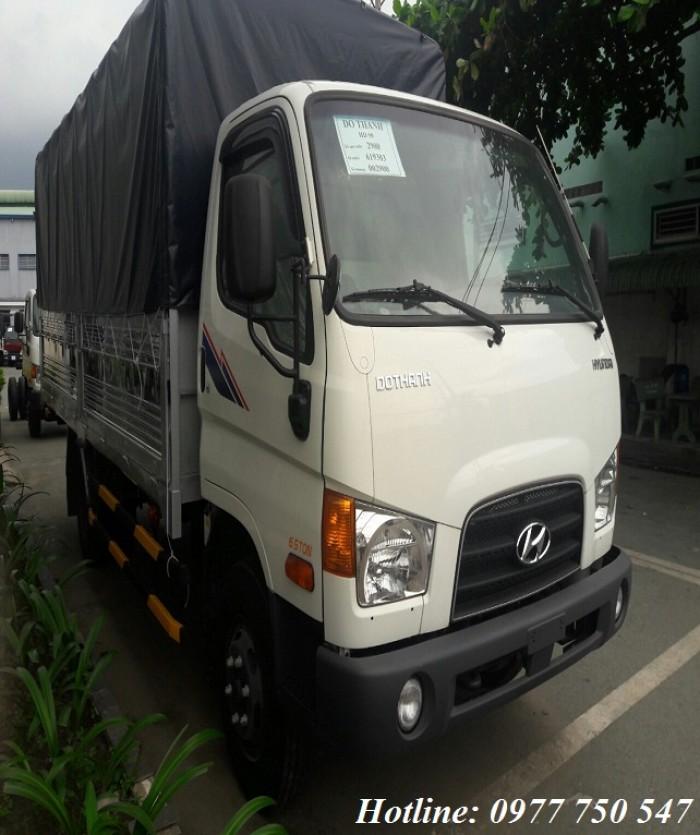 Hyundai HD99 tải trọng 6,5 tấn - Hotline: 0977 750 547 (24/24)