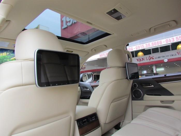 Lexus LX570 2016 màu trắng 8