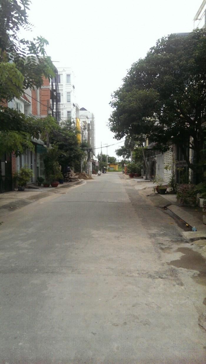 Bán Nhà Đường số 53, phường 14, quận Gò Vấp, 3 lầu, Hướng  Tây Nam