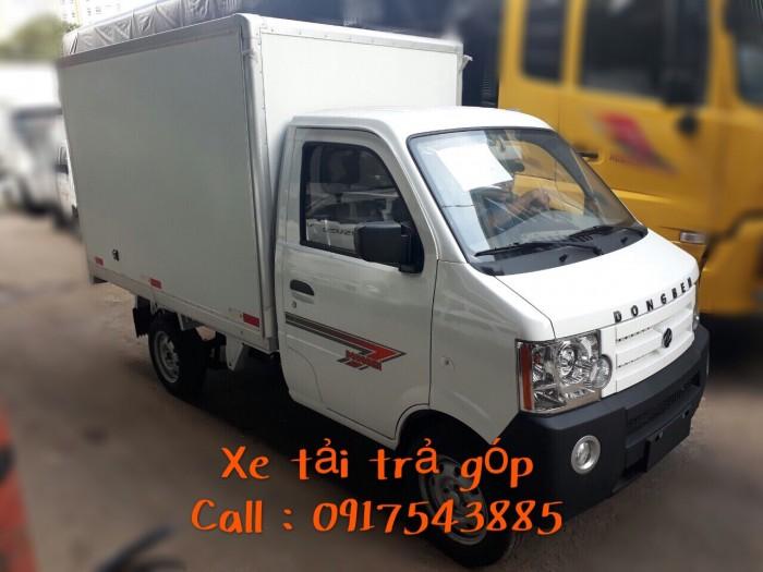 Xe tải Dongben Đài Loan thùng dài 4m7 tải trọng 870 kg 0
