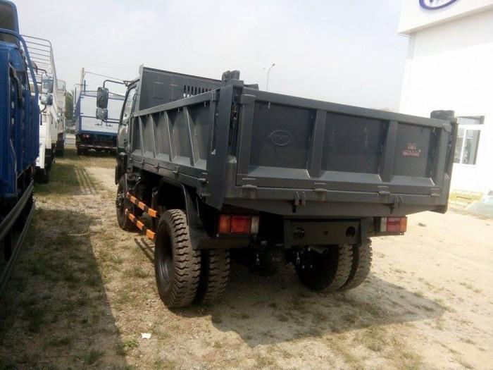 Xe ben 4,5 tấn 2 cầu Cửu Long TMT Đà Nẵng 0
