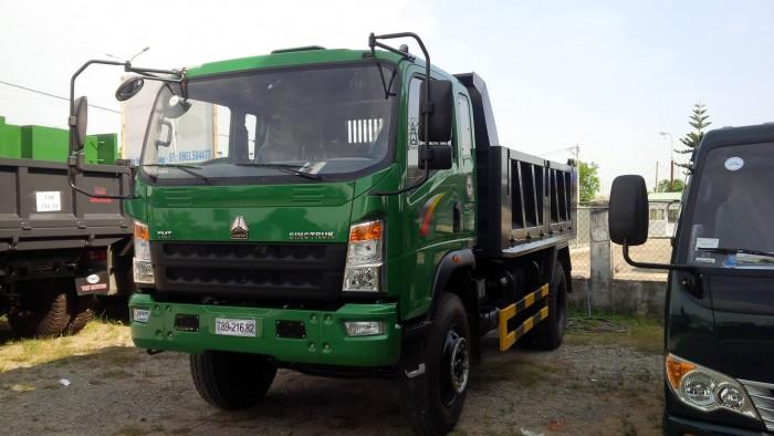 Xe ben Cửu Long TMT 9 tấn Đà Nẵng 1