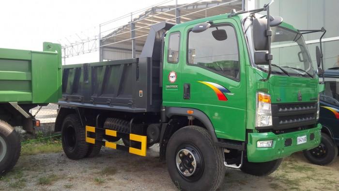Xe ben Cửu Long TMT 9 tấn Đà Nẵng 2