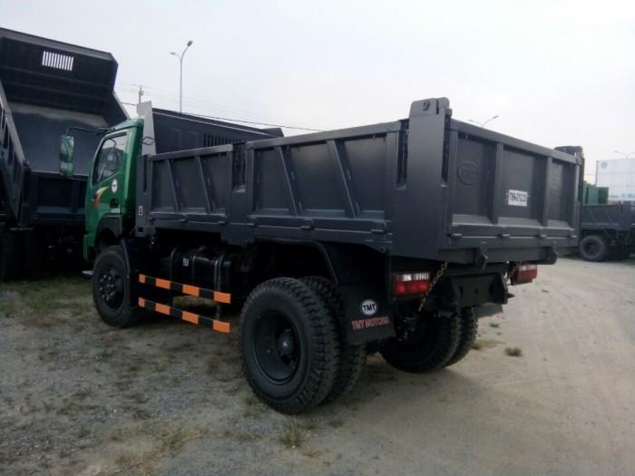 Xe Ben Cửu Long 6,5 tấn 2 cầu Đà Nẵng 2
