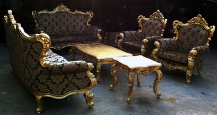 sofa gỗ cổ điển6