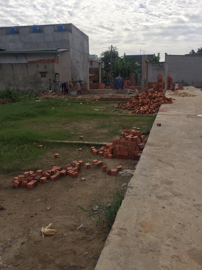 Bán đất Đông Thạnh hóc môn đường Lê Văn Khương, DT 4*15, giá 580tr bao GPXD