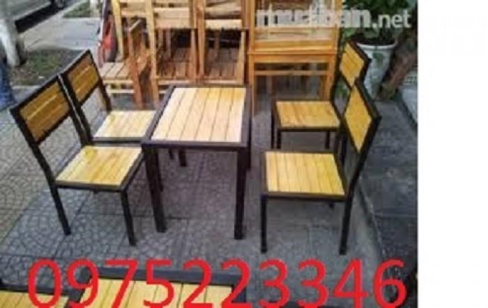 Ghế gỗ cafe giá rẻ nhất..1