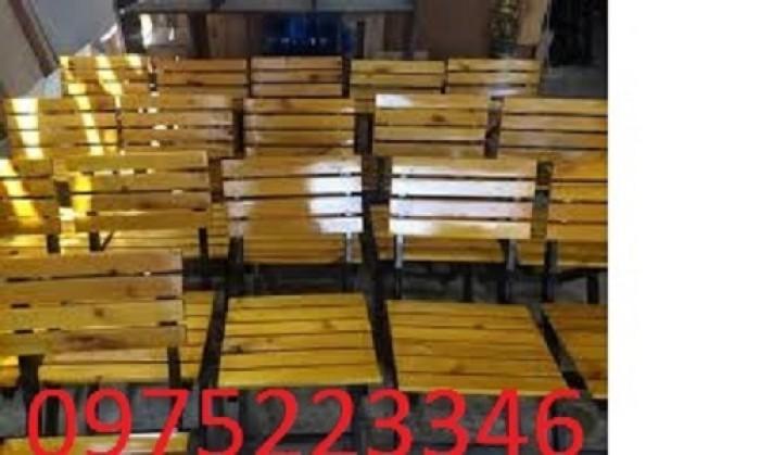 Ghế gỗ cafe giá rẻ nhất..4